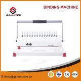Machine de cahier de fonction de marge réglable de matériel