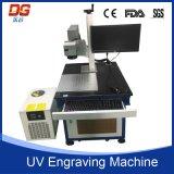 최고 질 유리를 위한 UV Laser 조각 기계