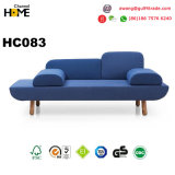 Sofà di legno della mobilia moderna domestica impostato (HC083)