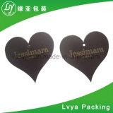 Kundenspezifische gedruckte Papierfall-Marke mit Metallöse