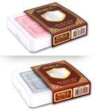 新しいカスタムロゴはペーパーポーカーゲームのカードの火かき棒セットを印刷した