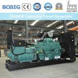 Diesel die van de Kwaliteit 500kw van Hight Industriële Generator door Cummins wordt aangedreven