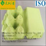 Réutiliser la boîte à oeufs antichoc de papier de plateau d'oeufs