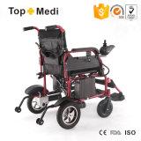 Chegada nova! 2017 preços Foldable elétricos da cadeira de rodas da potência Disabled quente de Handdicapped