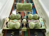 Matériel thermique de Tableau de massage de corps de jade plein pour la clinique