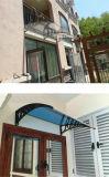 Bayer-materielle Polycarbonat-Markise 100% für Tür-Fenster