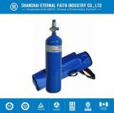 10L High Pressure Medical Oxygen Gas Cylinder