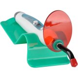 Klassisches Old Type Green Dental Curing Light mit LED Displayed Wireless Dental Lamp Device