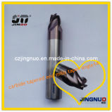 3 flûtes Carbure solide Carbure Taper Cutter End Mill Altin Revêtement