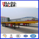 Behälter Truck Trailer Height 1550mm Ground Clearance