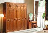 De stevige Houten Garderobe van de Borst van het Meubilair van de Slaapkamer (m-X2010)
