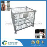 Container van het Netwerk van de Draad van het Type van roestvrij staal de Hangende