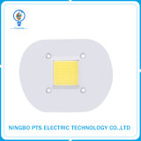 Kein Notwendigkeits-Fahrer 220V Chip 60W PFEILER-/Dob-LED