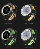 Sports impermeável Watch para montanhistas e Hill Walkers Clock Alarm, Count Down Timer, Stopwatch Robust Sunroad