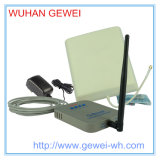 700 850 2100 1900 Cell Phone Signal Booster + Deux Antennes (Couverture: 200 mètres carrés)