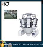 Peso vertical automático, enchimento, máquina da selagem e de embalagem