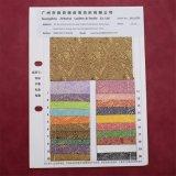 Krokodil-Muster synthetisches PU-Leder für das Handtaschen-dekorative Verpacken