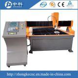 Machine en acier de coupeur de commande numérique par ordinateur avec le pouvoir 100A de plasma
