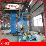 Machines de nettoyage de grenaillage de pipe en acier pour de grands pipes en acier et tubes