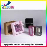 Custom cartón rígido Cajón Caja de cosméticos Embalaje