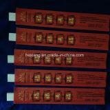Semi-cerrada y completa de papel / plástico manga gemelas de bambú Palillos