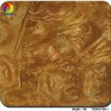 Film hydrographique d'impression de transfert de film/eau des graines en bois de la noix Tswg109-2 de Tsautop 1m