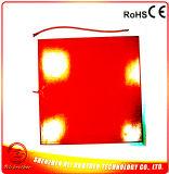 [100ك] ثرمستور [6مّ] ألومنيوم لوحة [6006001.5مّ] كهربائيّة [سليكن روبّر] مسخن