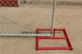 La recinzione provvisoria riveste 6FT x 12FT di pannelli, 10FT, il diametro di pollice 2-3-3/8 di pollice X della maglia 2-3/8 di 14FT 3.00mm