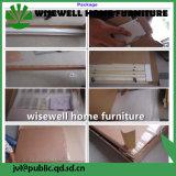 Weiße Farben-Ausgangsmöbel-einzelnes Bett für Erwachsenen