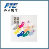 Носки с носками хлопка Tassel и шарика
