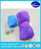 Toalla de baño de secado rápido de la toalla de playa de Microfiber