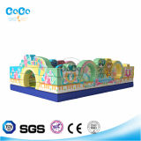 Cocowater Design Inflatable Fairies Theme Bouncer LG9015