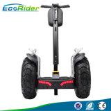Scooter électrique de 4000 watts de 2 roues de double de golf sans frottoir de batterie