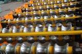 Dx a exporté la machine de tuiles d'opération de toit de la Russie