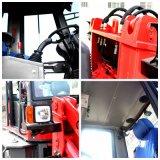 Tractor van Ce van de Tuin van het Landbouwbedrijf van China Zl16 de Mini Kleine 4X4 4WD