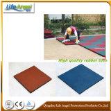 1m*1m Openlucht RubberBevloering met Uitstekende kwaliteit
