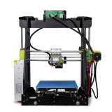 De hoge van de Precisie AcrylFdm DIY 3D Printer van Reprap Prusa I3