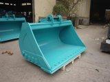 Cubeta de lama barata da máquina escavadora de PC300 2200mm com de ponta dois