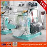 Máquina de pelota de fibra de palma 1-3t Máquina de serra de serragem de madeira Mill