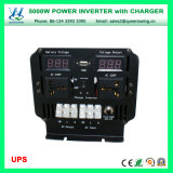 太陽エネルギーシステム(QW-M5000UPS)のための5000W UPSの充電器インバーター