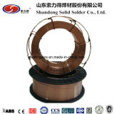 Er70s-6ドラムパッケージの溶接ワイヤ