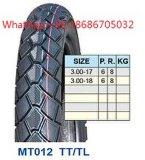 Alto neumático 3.00-17 3.00-18 de la motocicleta de Proformance