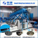 Machine van de Pers van de Briket van de Steel van het Stro van het zaagsel de Houten