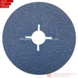 Zirconia Abrasivos Lijado fibra Disc (VSM material)