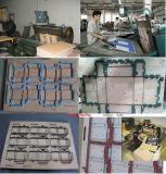 波形ボックスのための1000Wレーザーの型抜きし、折り目が付く機械