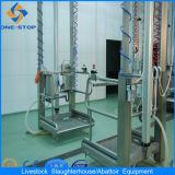 Stainless Steel Material를 가진 가축 Mini Abattoir Plant Equipment