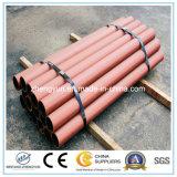 Tubo de acero galvanizado sumergido caliente para el poste de la cerca