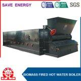 Промышленной боилер горячей воды Двойн-Барабанчика Szl 10.5-1.25MPa горизонтальной ый биомассой