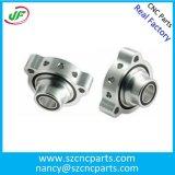 Peças giradas CNC inoxidáveis padrão do aço, peças de maquinaria feitas sob encomenda do CNC da precisão