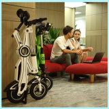 Bicicletta piegante elettrica senza catena della bici Pocket senza spazzola della batteria di litio